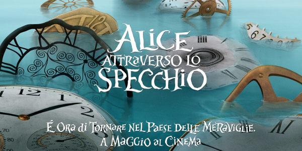 Archivi film nuovo cinema castello - Cast alice attraverso lo specchio ...