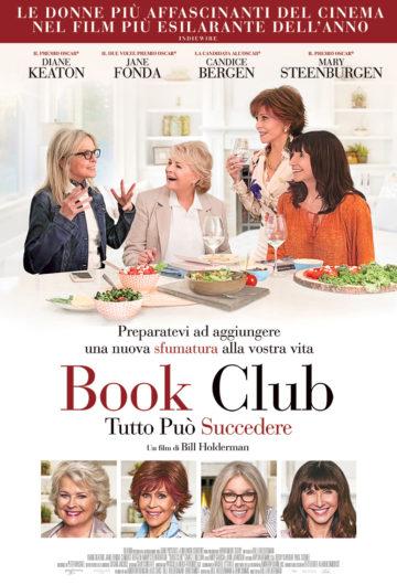 BOOK CLUB – TUTTO PUÒ SUCCEDERE