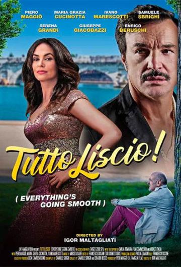 TUTTO LISCIO – Con Alessia Chieli al Nuovo Cinema Castello